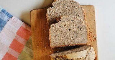 Najboljši ajdov kruh iz kruhomata