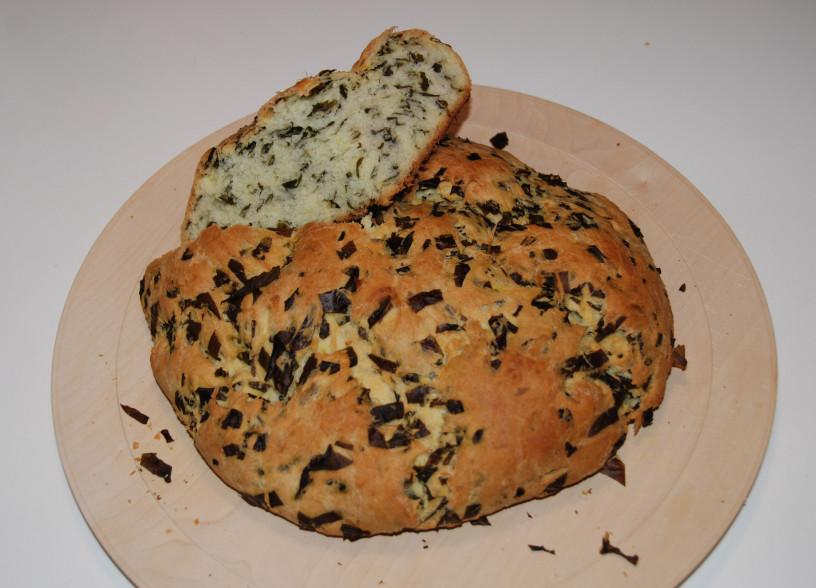 Odličen čemažev kruh