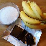 Marmelada čoko-banana (Domača nutella)