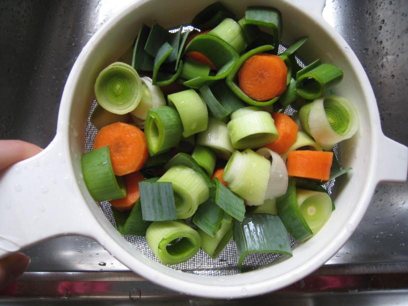 Ajdova kaša z zelenjavo