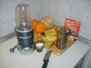 Sadna juha za vroče dni