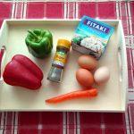 Zelenjavna-omleta-s-feta-sirom