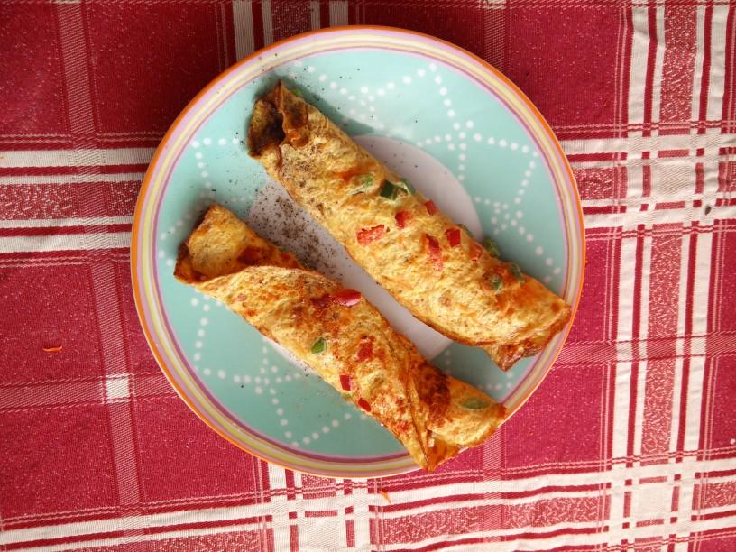 Zelenjavna-omleta-s-feta-sirom-5