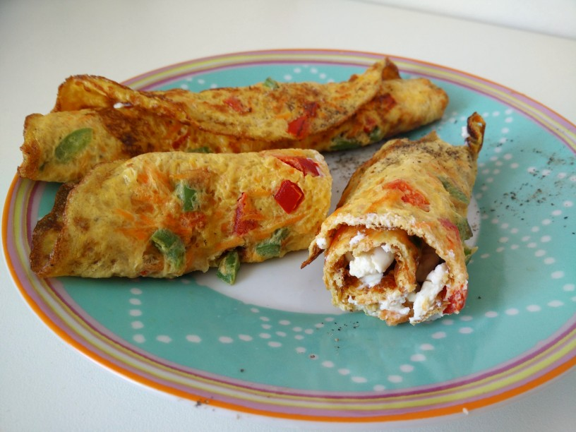 Zelenjavna-omleta-s-feta-sirom-6