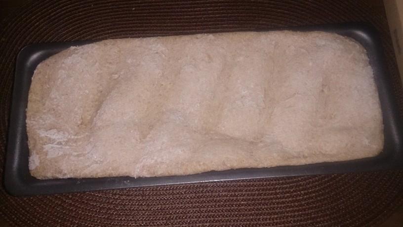 zdrav pirin kruh s semeni