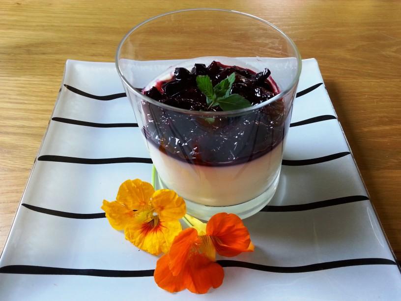 Osvezilna-jogurtova-panakota-z-borovnicami-8