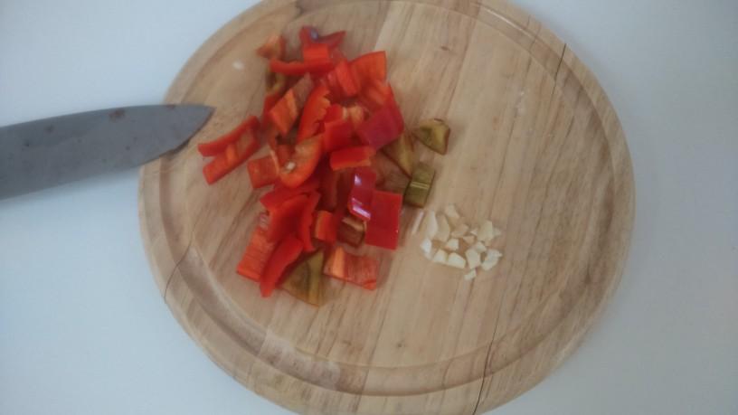 Hitre testenine s papriko