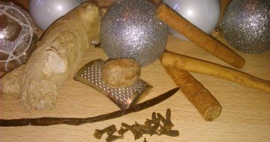Božične-začimbe