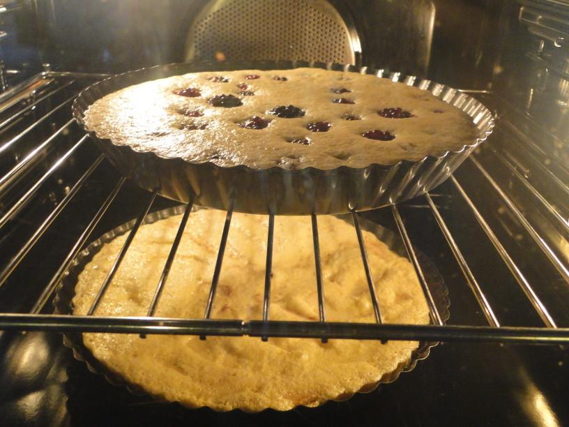 """Francoski kolač """"clafoutis"""""""