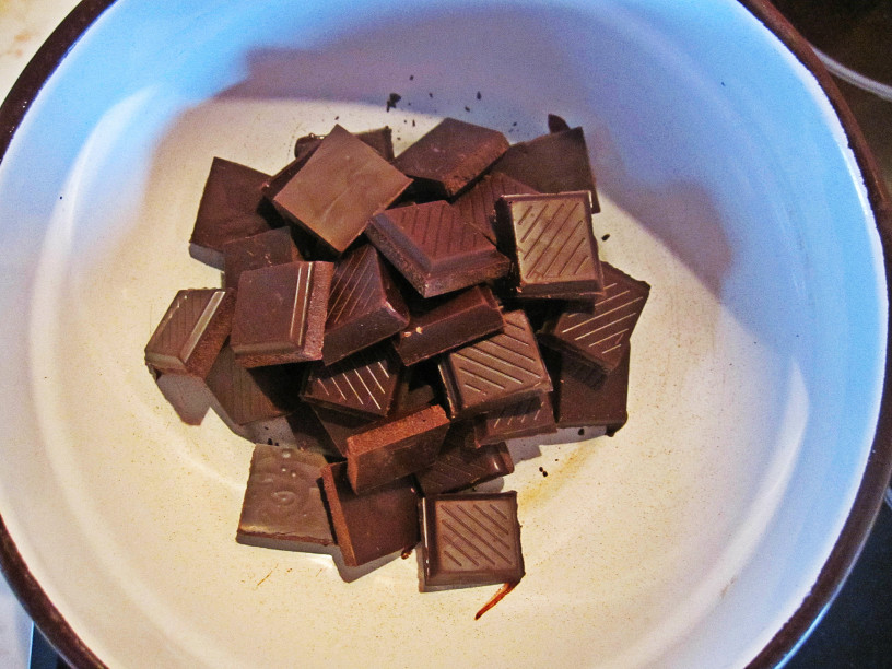Pregrešno dobra kavno-čokoladna krema