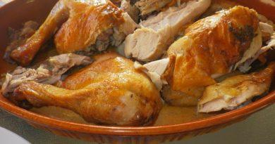 Pečeni piščanec v marinadi-0005