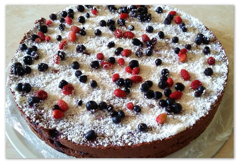 Presna cokoladna torta