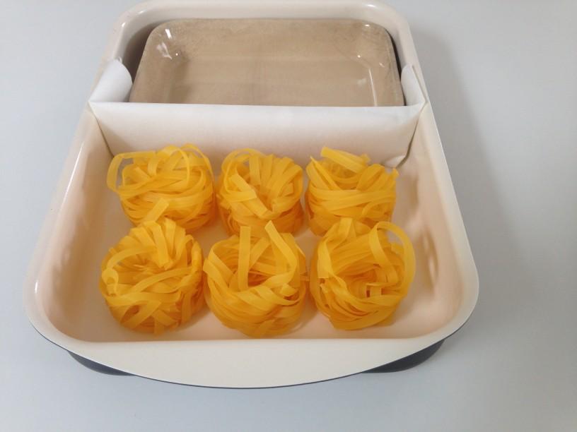 Prikupne rozice s sojino bolognese omako (5)