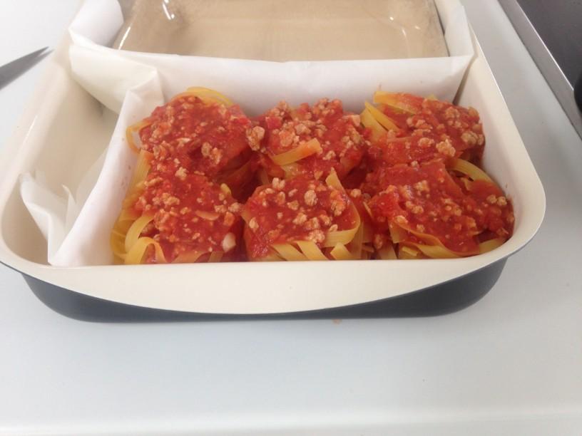 Prikupne rozice s sojino bolognese omako (7)