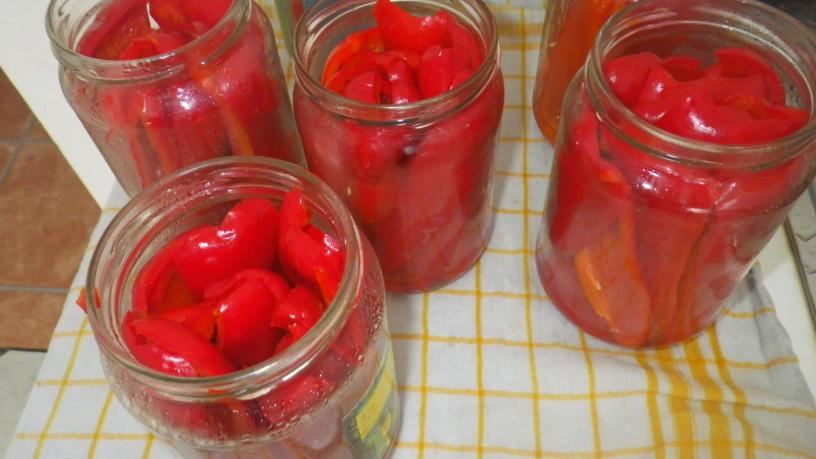 Vložene paprike