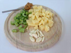 Cesnova juha - hitra in enostavna (2)