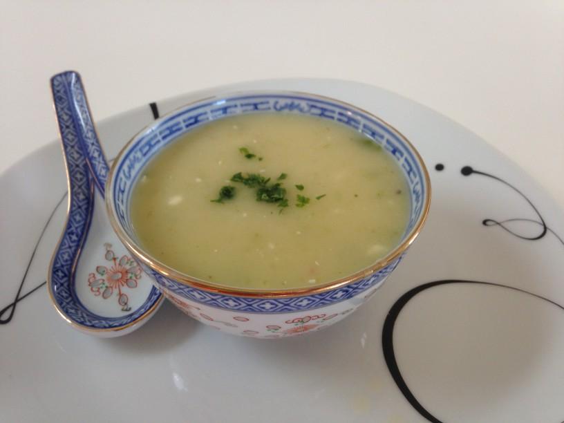 Cesnova juha - hitra in enostavna (8)