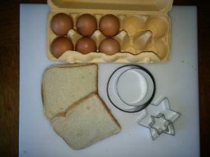 Jajčki za otroke