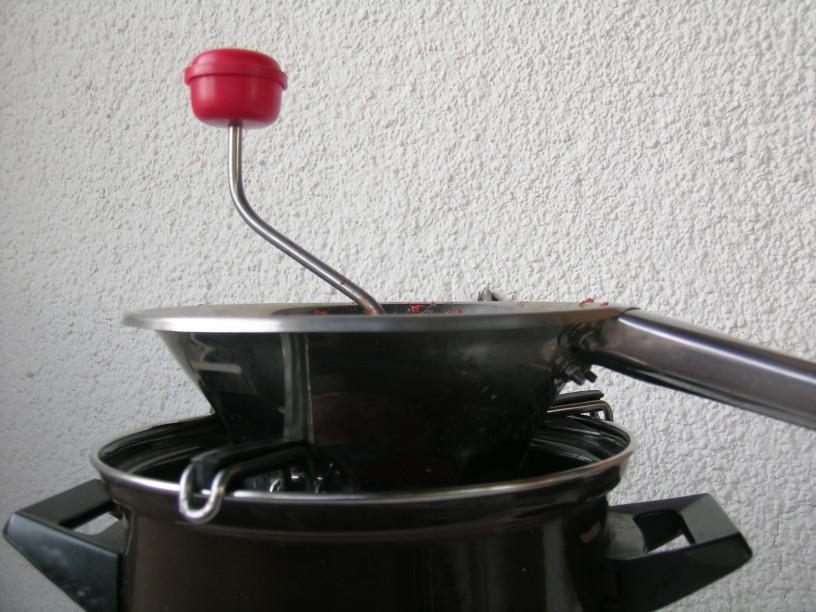 paradižnikova šalša in sok