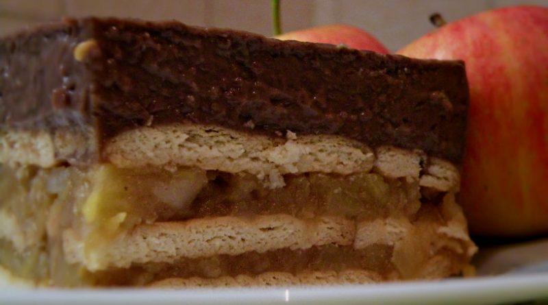 Pecivo iz jabolk in Albert keksov