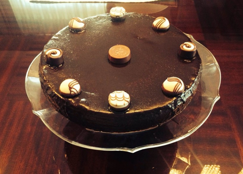 Originalna Sacher torta?