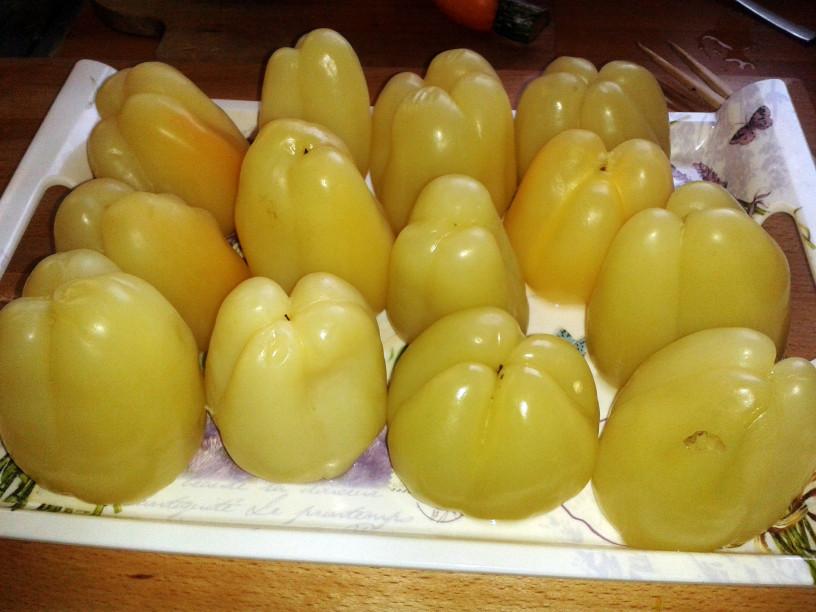 Polnjene paprike malo drugače