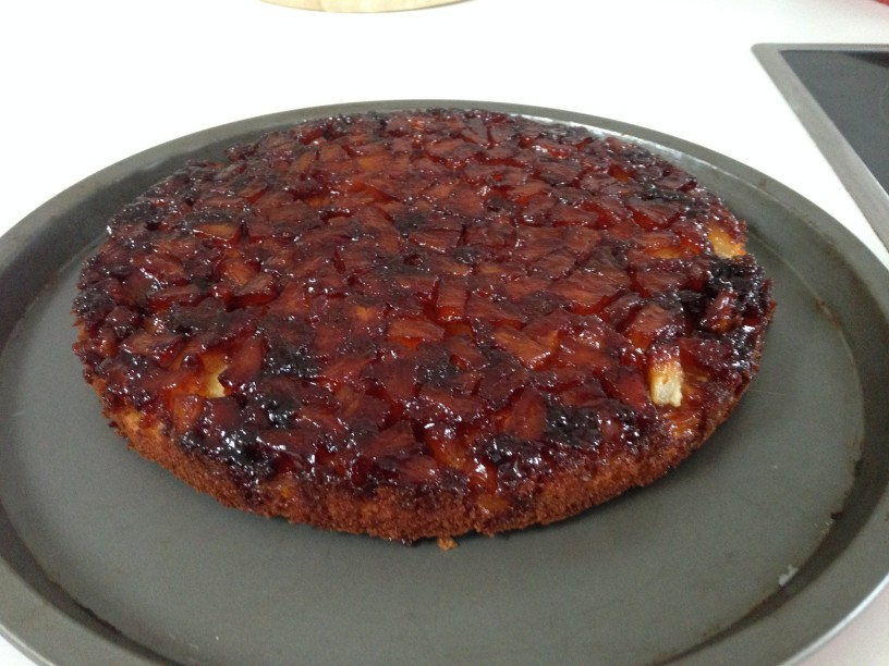 Ananasova obrnjena torta (16)