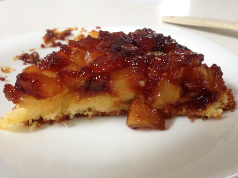 Ananasova obrnjena torta (17)