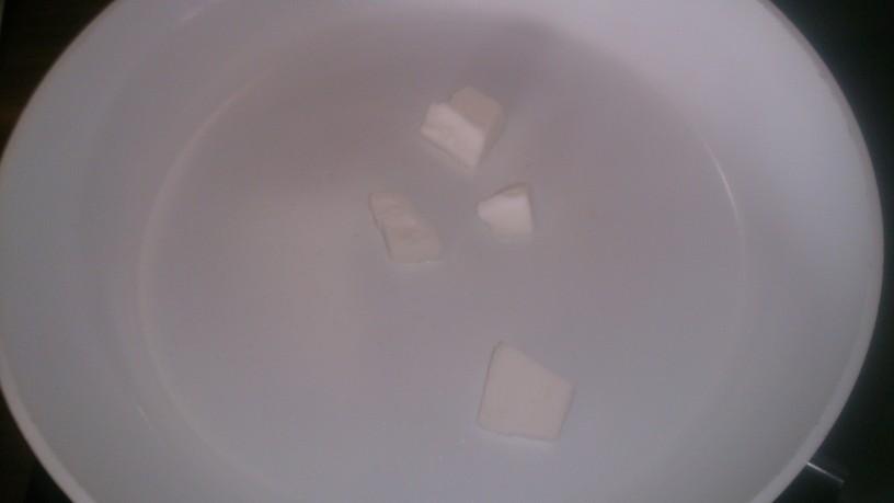Mesne kroglice na pehtranovi posteljici
