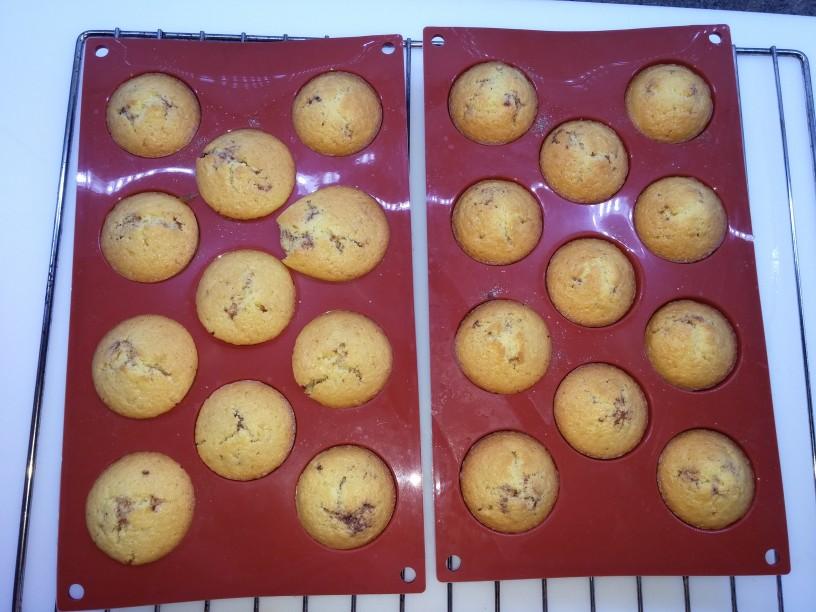 Cimetovi muffini, ki se kar topijo v ustih