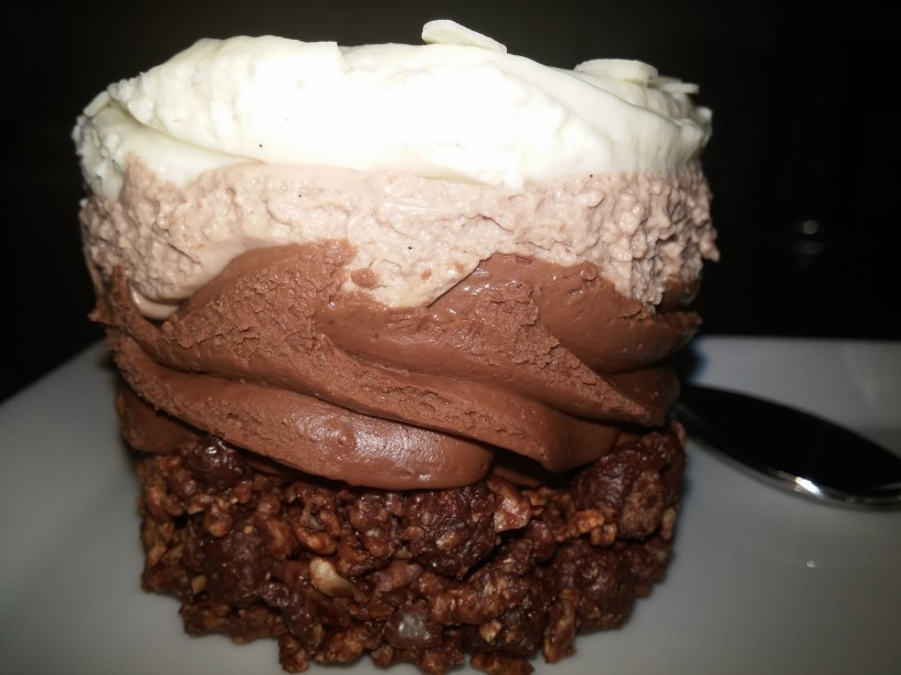 Čokoladne tortice brez peke