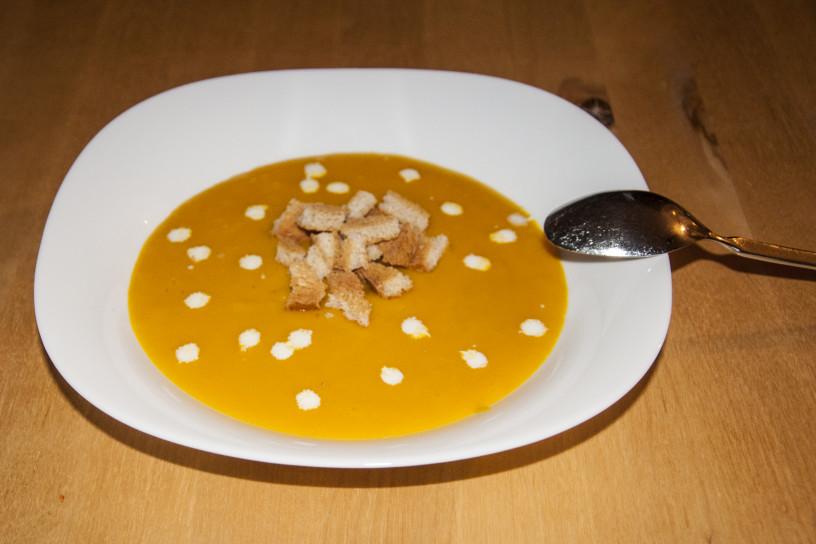 Bučna krema za jesenske večere