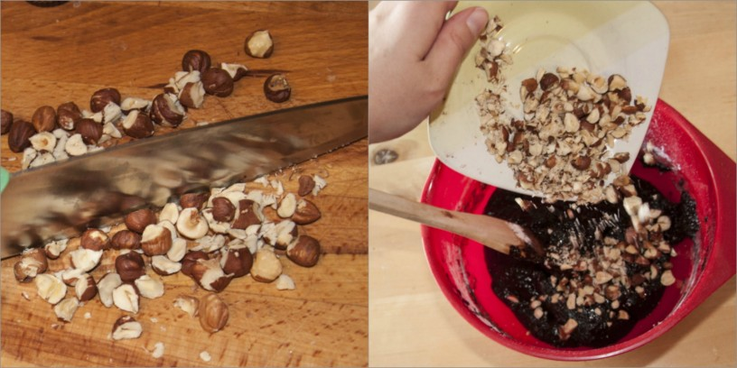 Slastni rjavčki (brownies)