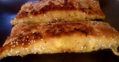 Kaneloni ali polnjene palačinke s piščancem