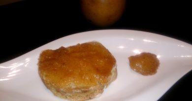 Odlična in preprosta kakijeva marmelada