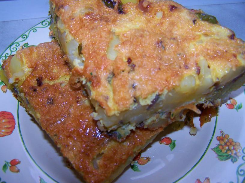 Slastna španska tortilja