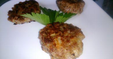 Prijetno začinjene mesne polpete