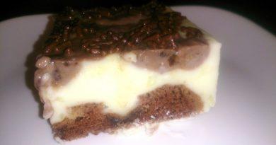 Božanski čokoladno-vanilijin kolač
