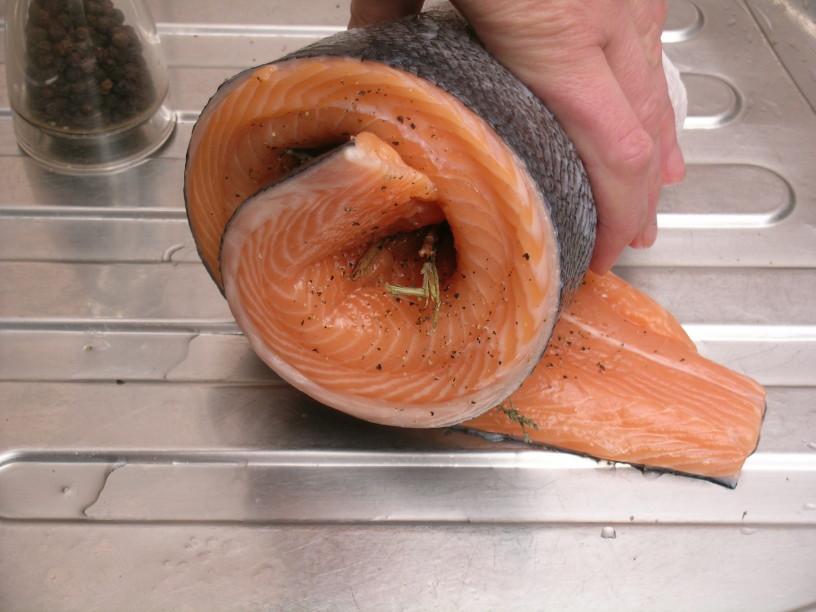 losos-v-pecici-s-smetanovim-krompirjem-3