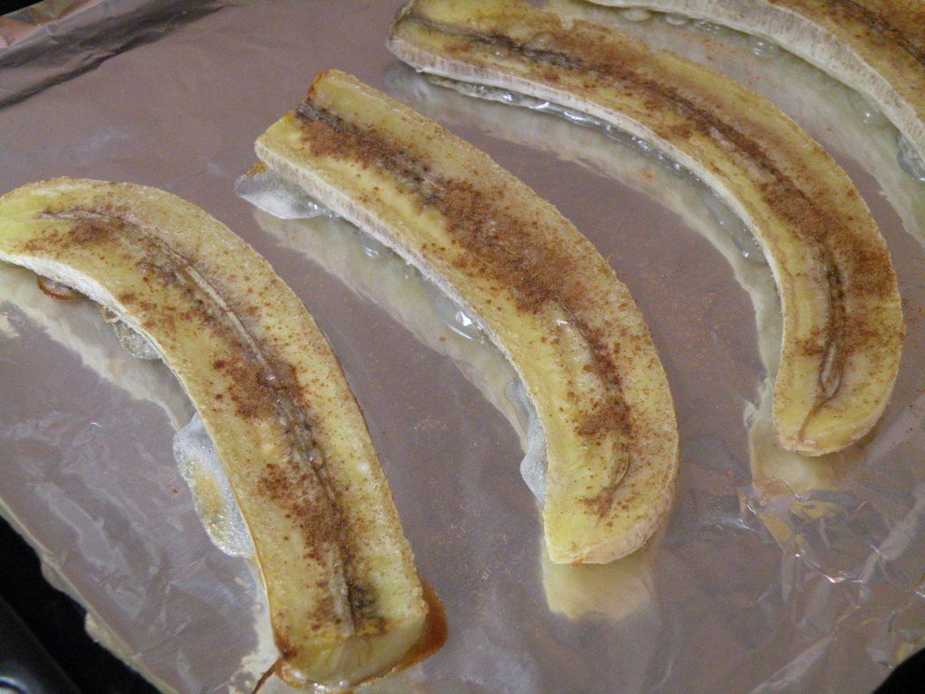 pecene-banane