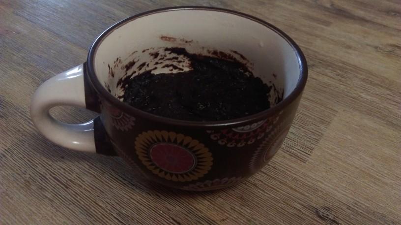 čokoladni brownie v skodelici 3