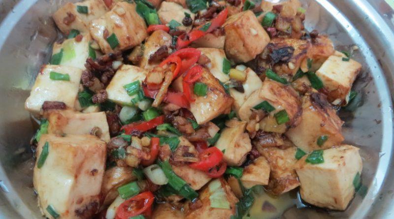 Mapo tofu po vegansko7