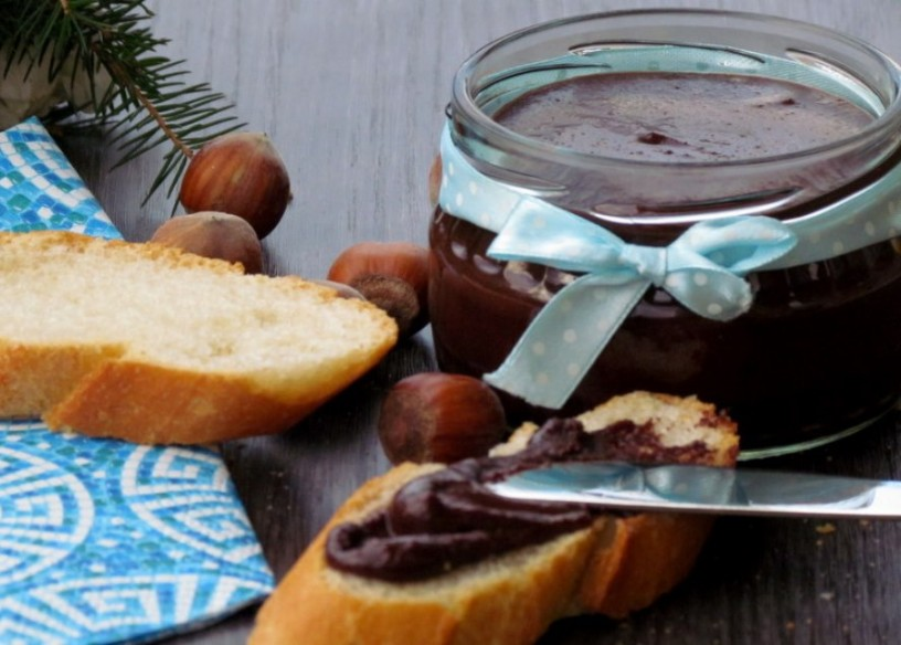 Slastni čokoladno lešnikov namaz, boljši kot Nutella
