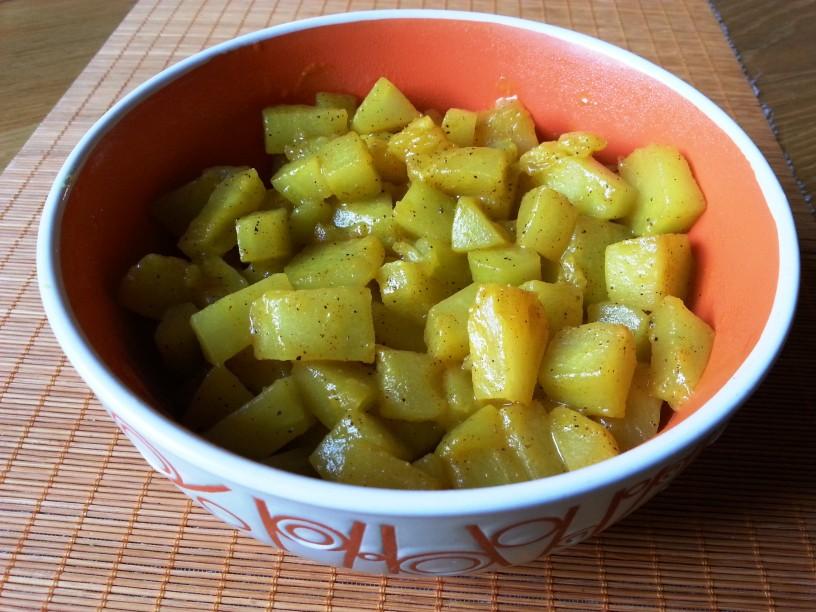 Cajota-z-ananasom