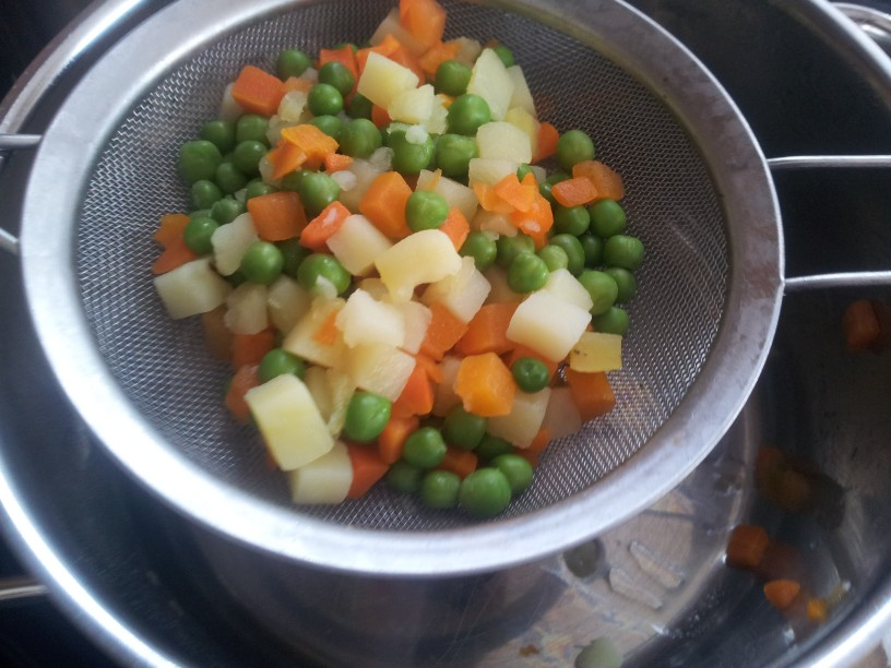 Veganska francoska solata