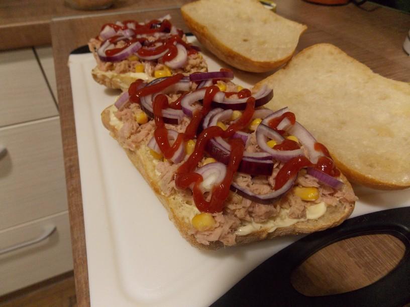 ciabatta sendvič s tuno6