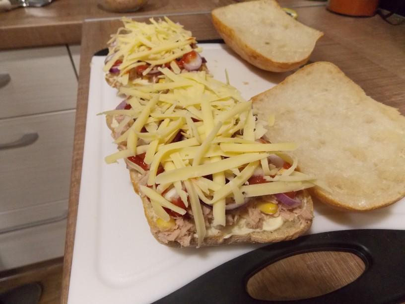 ciabatta sendvič s tuno7