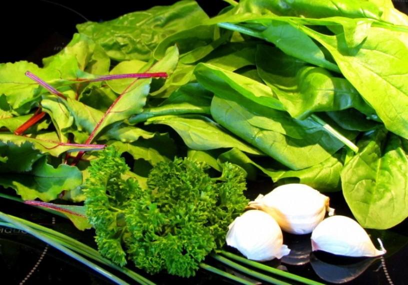 spinacna-pita-s-sirom-in-listi-mlade-rdece-pese-1