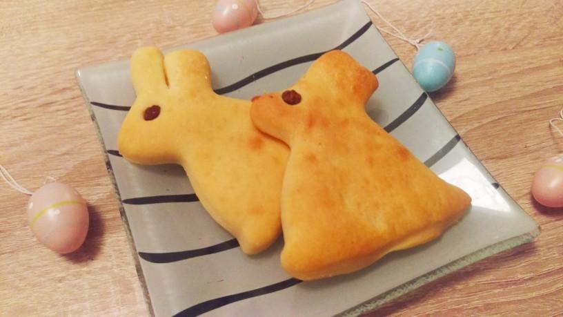Velikonočni zajčki s pomarančno aromo