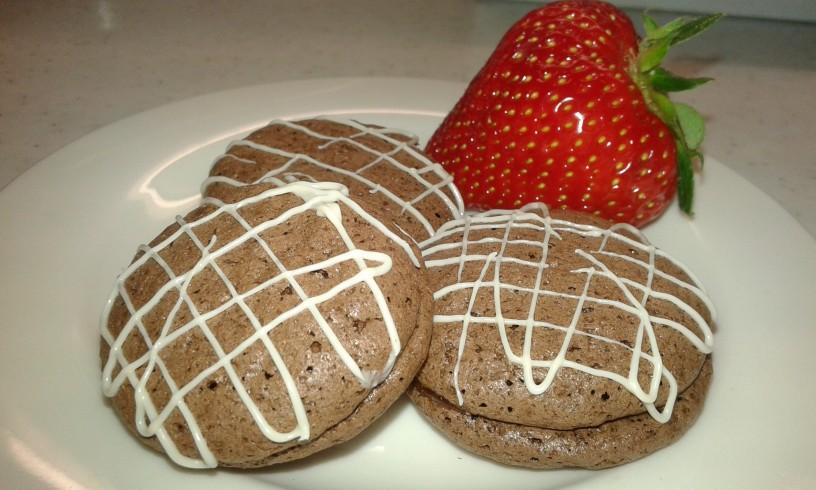 Slastni in enostavni čokoladni poljubčki
